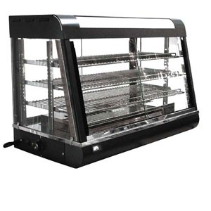 Omcan (FMA) DW-CN-0902 3 Tier Display Warmer