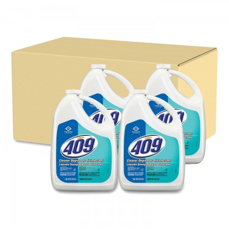 Formula 409 Cleaner Degreaser Disinfectant, Refill, 128 oz., 4/Carton