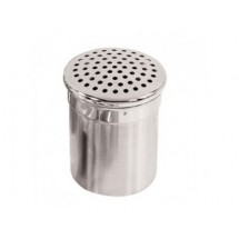 Fox Run 1025 Stainless Steel Shaker with Large Holes, 4""