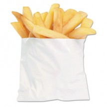 French Fry Bags, 4.5