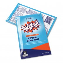 Fryer Boil-Out, Ready to Use, 2 oz. Packet, 36/Carton