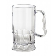 GET Enterprise   00082-CL 10 Oz. Beer Mug  - 2 doz