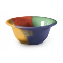 GET Enterprises B-105-CE Diamond Celebration Melamine Bowl 10 oz. - 4 doz