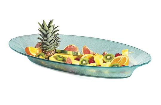 GET Enterprise  HI-2034-JA Cache 6 Qt. Oval Bowl - 3 pcs