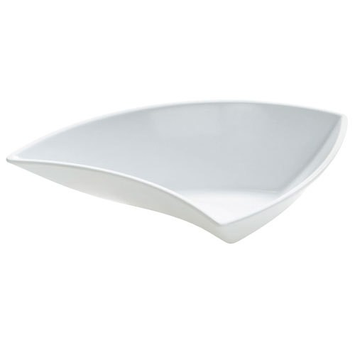 "GET Enterprise  ML-215-W White 10 oz.,  5.5"" Bowl - 1/2 doz"