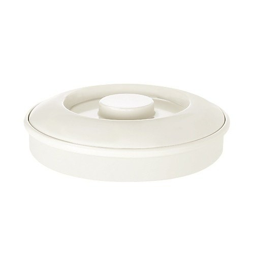 GET Enterprise  TS-800-L-IV Ivory Replacement Lid for Tortilla Server 7.75
