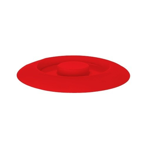 GET Enterprise  TS-800-L-R Red Replacement Lid for Tortilla Server 7.75