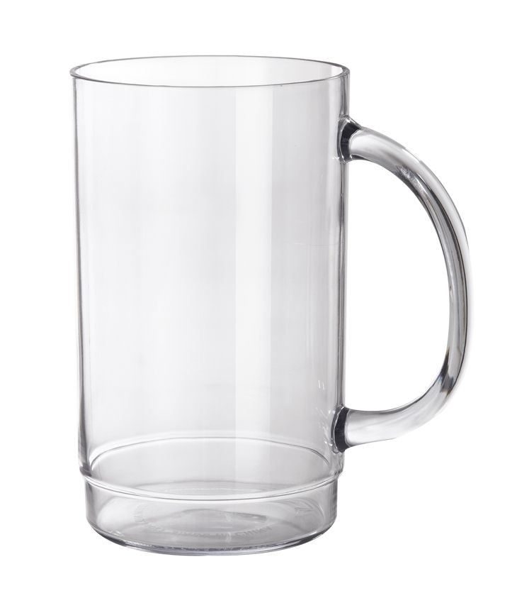 GET Enterprise  00083-1-SAN-CL 20 oz.  Beer Mug,  - 2 doz