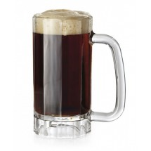 GET Enterprise  00086-1-SAN-CL 16 oz. Beer Mug - 2 doz