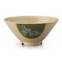 GET Enterprises 0180-TD Japanese Traditional Melamine Bowl 8 oz.