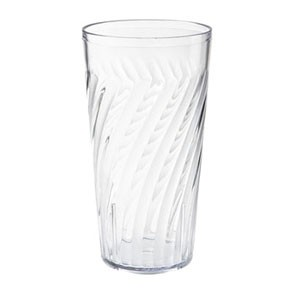 GET Enterprise  2221-CL 20 Oz. Clear Beverage Tumbler - 6 doz