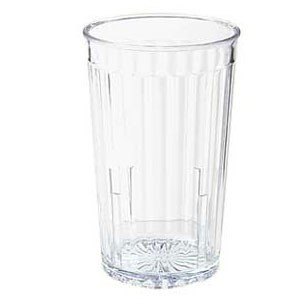 GET Enterprises 8812-1-CL Clear Spektrum Tumbler 12 oz. - 6 doz