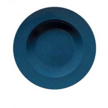 GET Enterprises B-1611-TB Texas Blue Melamine Bowl 16 oz. - 1 doz
