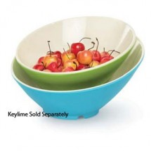 GET Enterprise  B-792-SE Seabreeze 24 oz. Cascading Bowl - 1/2 doz