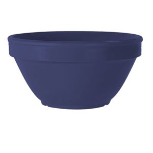 GET Enterprise  BC-170-PB Diamond Mardi Gras Peacock Blue 8 Oz. Bouillon Cup - 4 doz