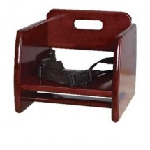 Get Enterprises BS-200 Wood Booster Seat - 2 pcs