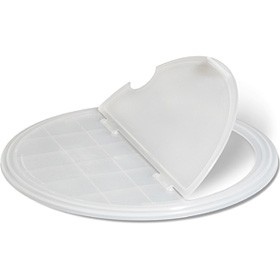 GET Enterprise  CO-109-CL Clear Lid for Gourmet Buckets,  ML-271, ML-272, ML-273 - 3 pcs