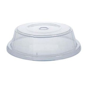 "GET Enterprises CO-91-CL Clear Plate Cover for 8.63"" x 9.25"" Round Plates - 1 doz"