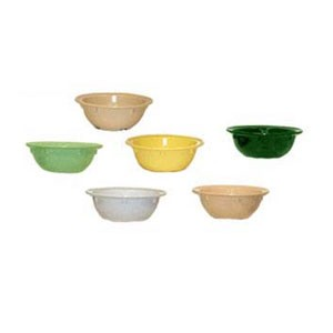 GET Enterprises DN-313-G SuperMel Green Bowl 13 oz. - 4 doz