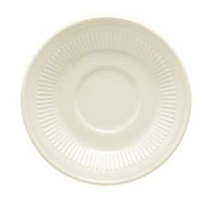 GET Enterprise  E-2-P Princeware Bake and Brew 5-1/2 Saucer for E-1-P - 4 doz