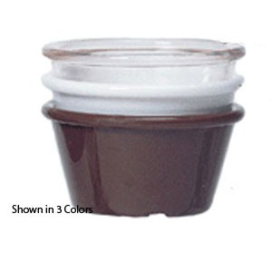 GET Enterprises ER-025 Smooth Ramekin 2.5 oz. - 4 doz