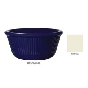 GET Enterprises  ER-403 Fluted Ramekin  3 oz.  - 4 doz