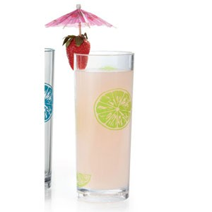 GET Enterprise  H-14-1-SAN-KL Keylime 14 oz. Tom Collins, 7