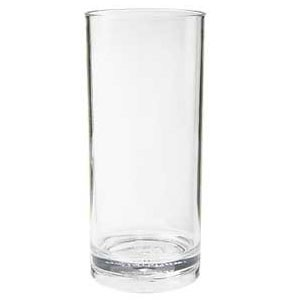 GET Enterprise  H-9-1-SAN-CL Clear 9 oz.  High Ball, 5.25