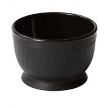 GET Enterprise  HCR-92-BK Black 5 Oz. Insulated Bowl - 4 doz