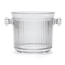 GET Enterprise  HI-2015-CL 2.5 Qt. Ice Bucket - 1/2 doz