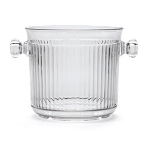 GET Enterprises HI-2015-CL Ice Bucket 2.5 Qt. - 1/2 doz