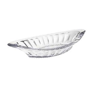 GET Enterprise  ICM-27-CL Dessert Time 8 Oz. Banana Split Dish - 2 doz