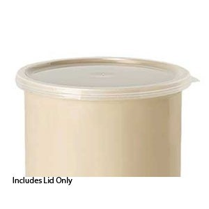 GET Enterprises LID-1527-CL Clear Lid For Salad Crock 1.5 Qt. and 2.7 Qt. - 1 doz