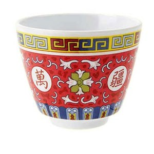GET Enterprises M-077C-L Longevity Melamine Tea Cup 5.5 oz. - 2 doz