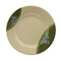 "GET Enterprises M-5080-TD Japanese Traditional Plate 9-1/2"" - 1 doz"