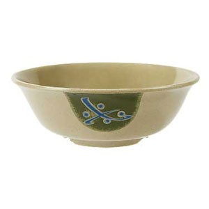 GET Enterprises M-810-TD Japanese Traditional Bowl 24 oz. - 1 doz