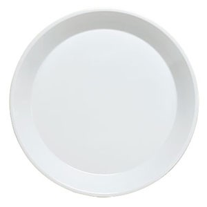 "GET Enterprises ML-217-W San Michele White Tray 10-1/2"" - 1/2 doz"