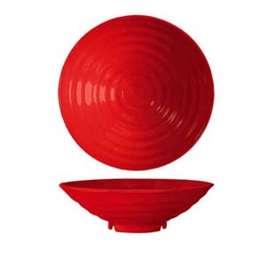 GET Enterprises ML-79-RSP Red Sensation Bowl 1-1/2 Qt. - 1 doz