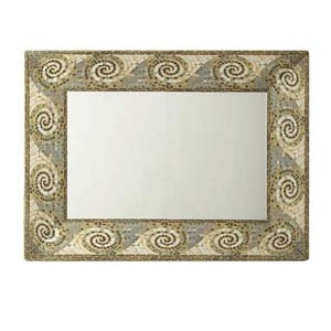"GET Enterprises ML-99-MO Mosaic Tray 24"" x 18"""