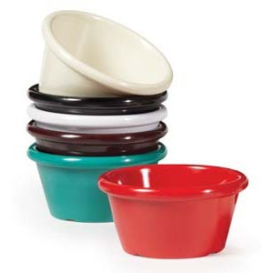 GET Enterprises S-660 Ramekin 6 oz. - 4 doz