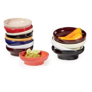 GET Enterprise  SD-05 5 oz. Salsa Dish - 4 doz