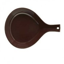 GET Enterprises SK-2-BR Ultraware Brown Melamine Skillet 16 oz. - 1 doz