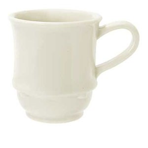 GET Enterprise  TM-1208-P Princeware 8 oz. Stacking Mug - 2 doz