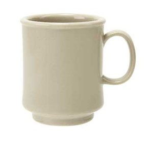 GET Enterprise  TM-1308-S Sandstone 8 oz. Stacking Mug - 2 doz
