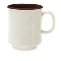 GET Enterprises TM-1308-U Ultraware Ironstone Tritan Stacking Mug 8 oz. - 2 doz