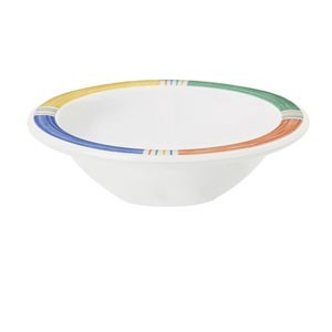 GET Enterprises B-454-BA Diamond Barcelona Melamine Bowl 4-1/2 oz. - 4 doz