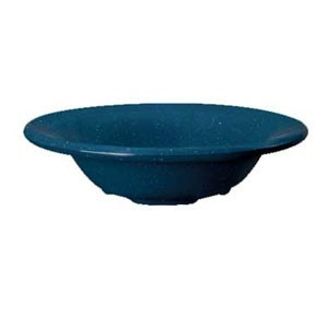 GET Enterprises BF-050-TB Texas Blue Melamine Bowl 3-1/2 - 4 doz
