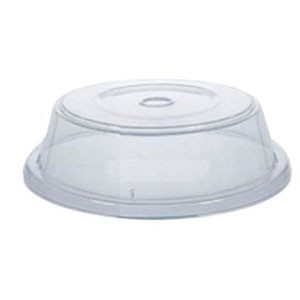 """GET Enterprises CO-100 Plate Cover for 7.9"""" to 8.8"""" Round Plates - 1 doz"""