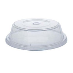 "GET Enterprises CO-94-CL Clear Plate Cover for 9.25"" to 10"" Round Plates - 1 doz"