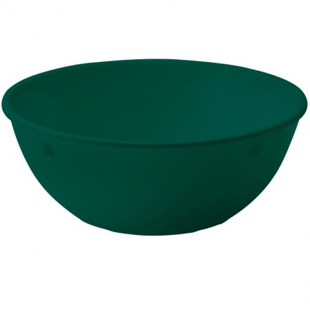 GET Enterprises DN-310-HG SuperMel Hunter Green Bowl 10 oz. - 4 doz